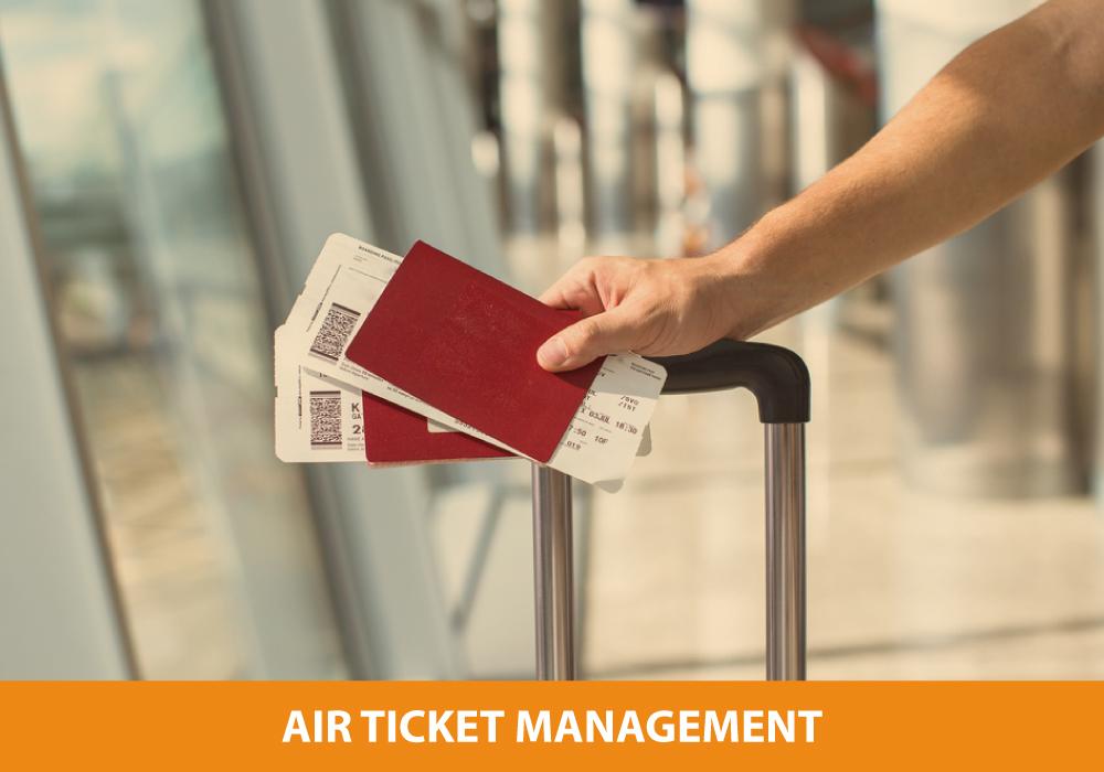 Air Ticket Management