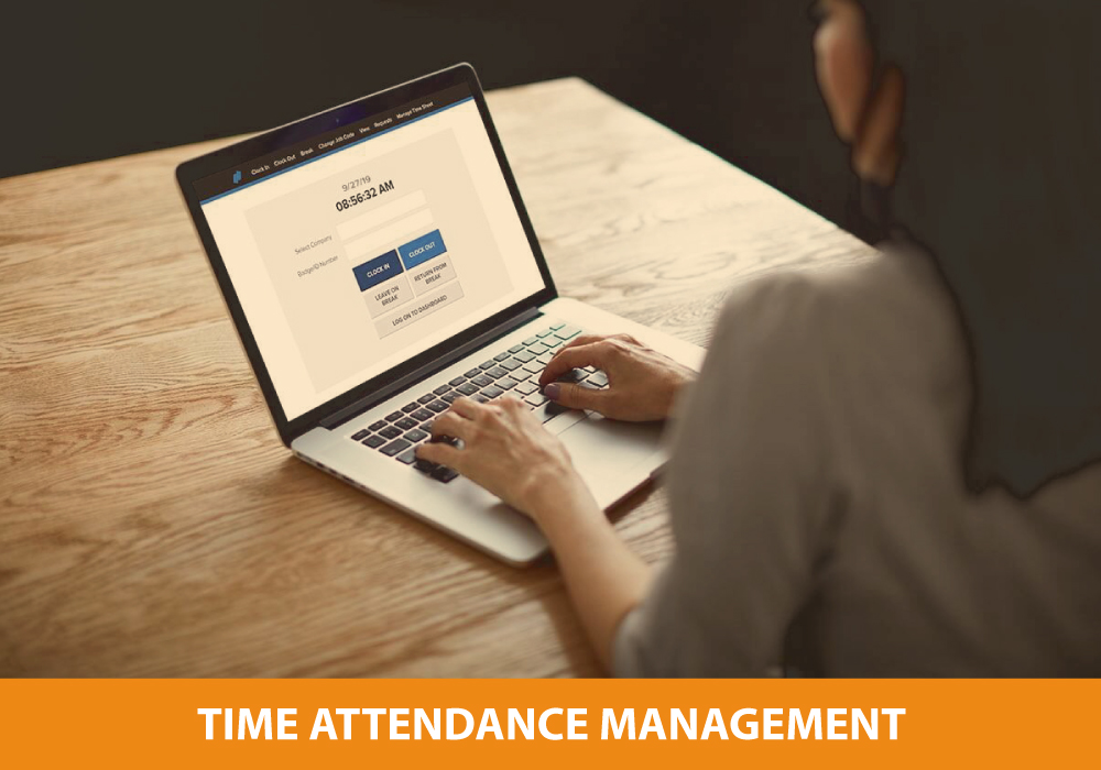 Time Attendance Management